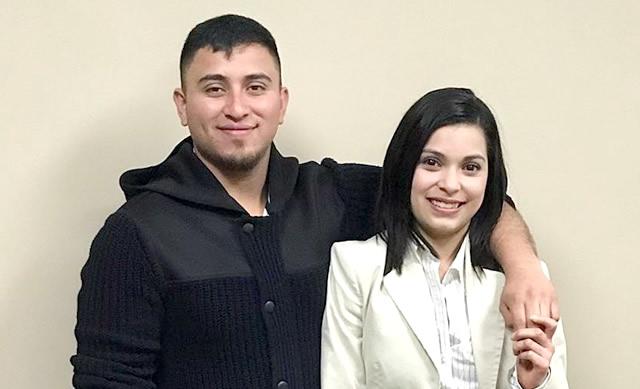 Marisol y Saúl Diaz