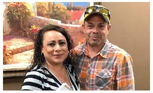Armando y Angelina Ballesteros