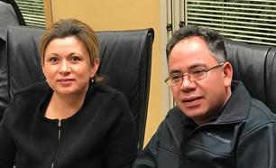 María G. Contreras y Ramón Álvarez