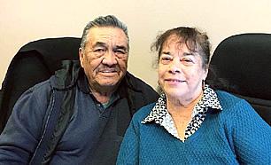 Manuel y Luz Emilia González