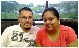 Alejandro y Dora Castillo