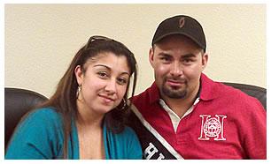 Silvia y Daniel Rubio