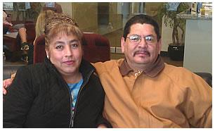 Ramón y Angélica Angeles